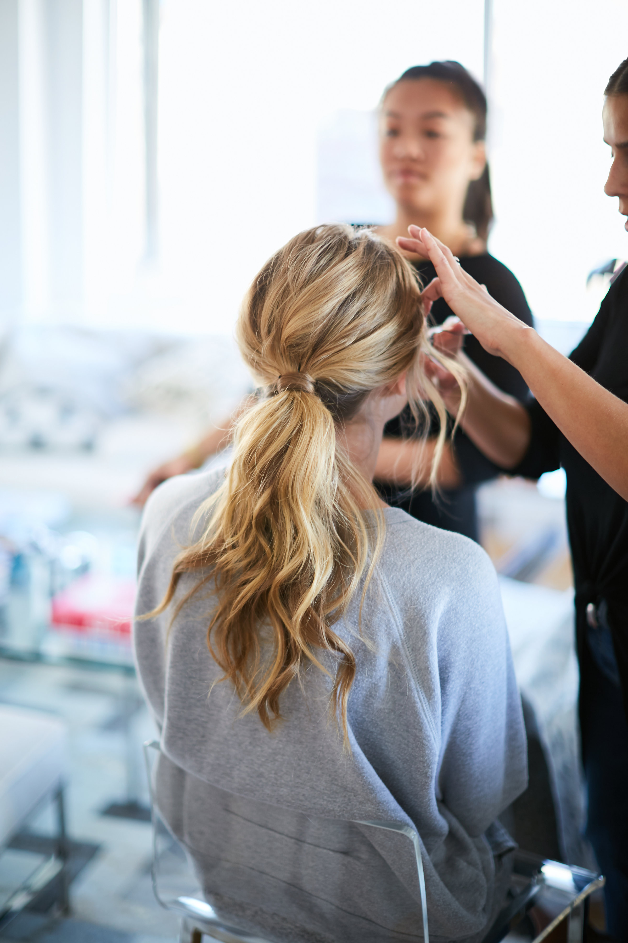 94c75d3c7555 This was my first NYFW, and I couldn't have been more thrilled to pair up  with GLAMSQUAD for all my looks! If you don't already know GLAMSQUAD is an  ...