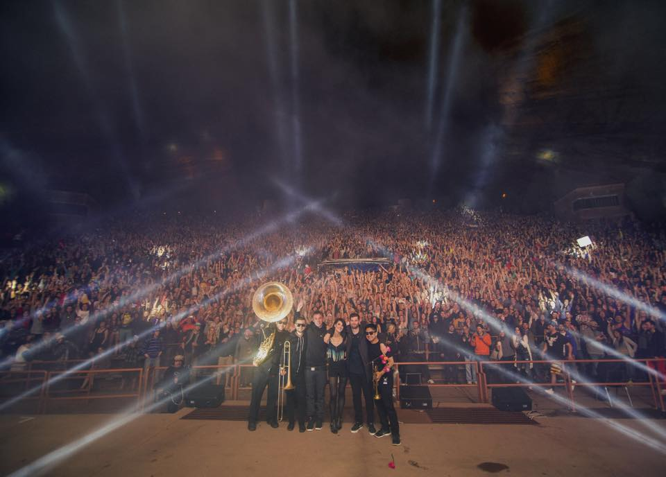 ODESZA at Red Rocks (Denver, CO)