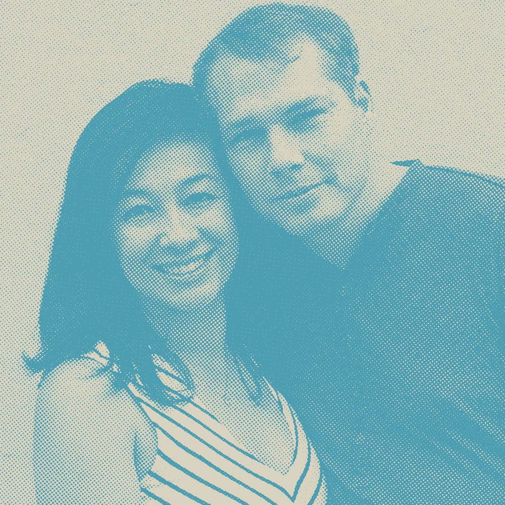 Founders Amanda and Shepard Fairey