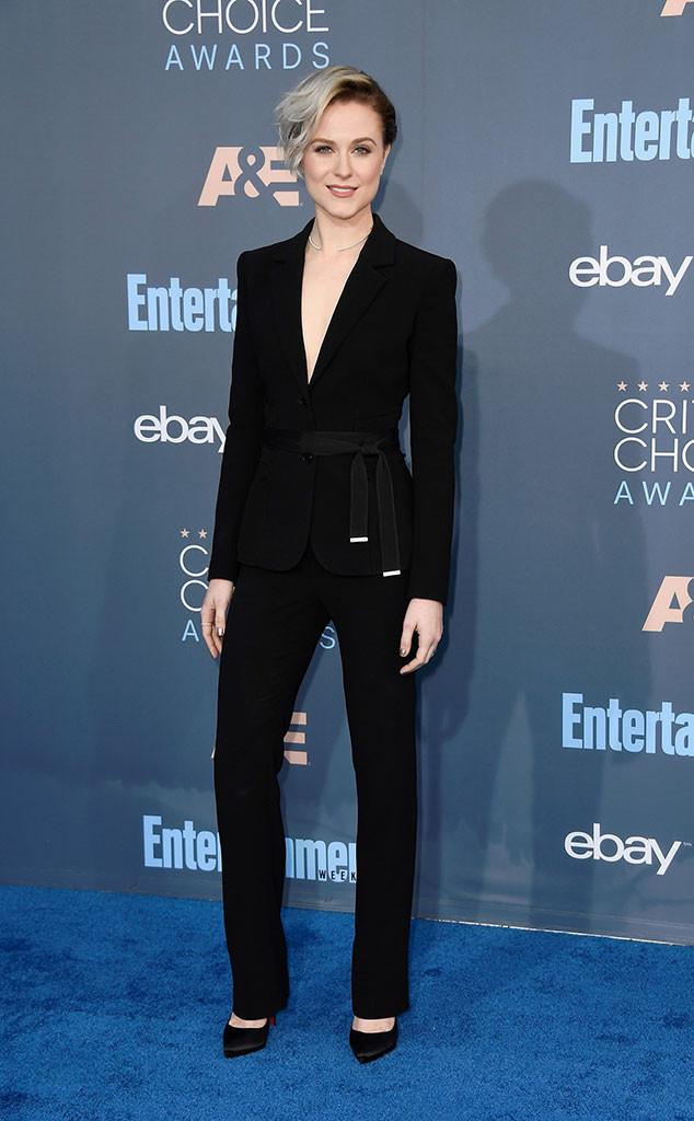Evan Rachel Wood/Westworld