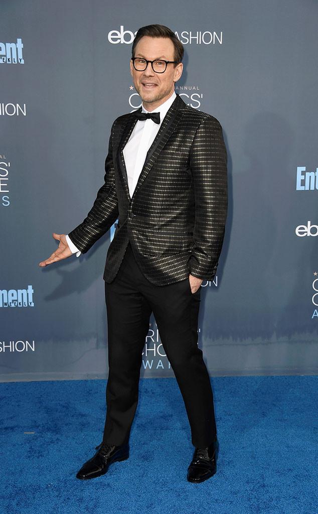 Christian Slater/Mr Robot