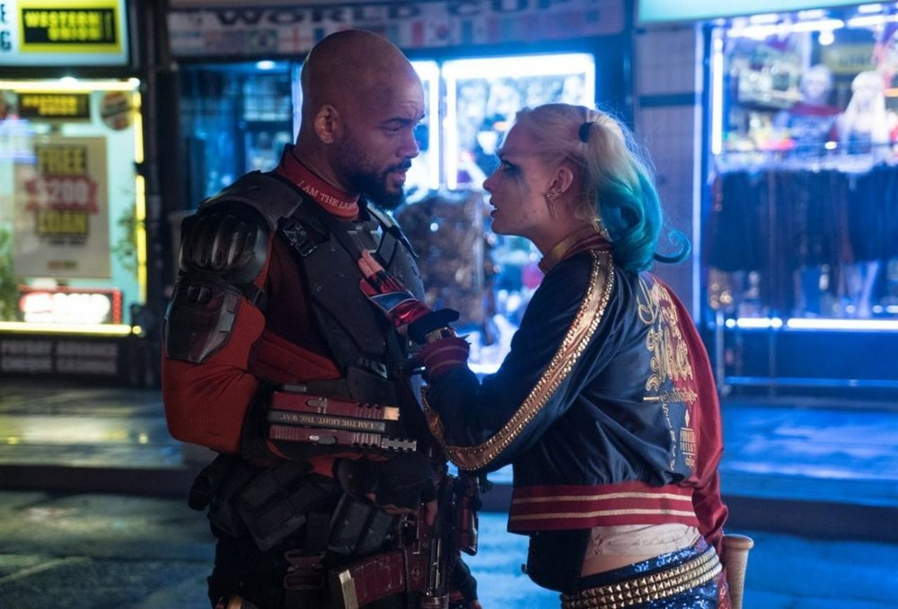 SUICIDE SQUAD | Will Smith + Margot Robbie