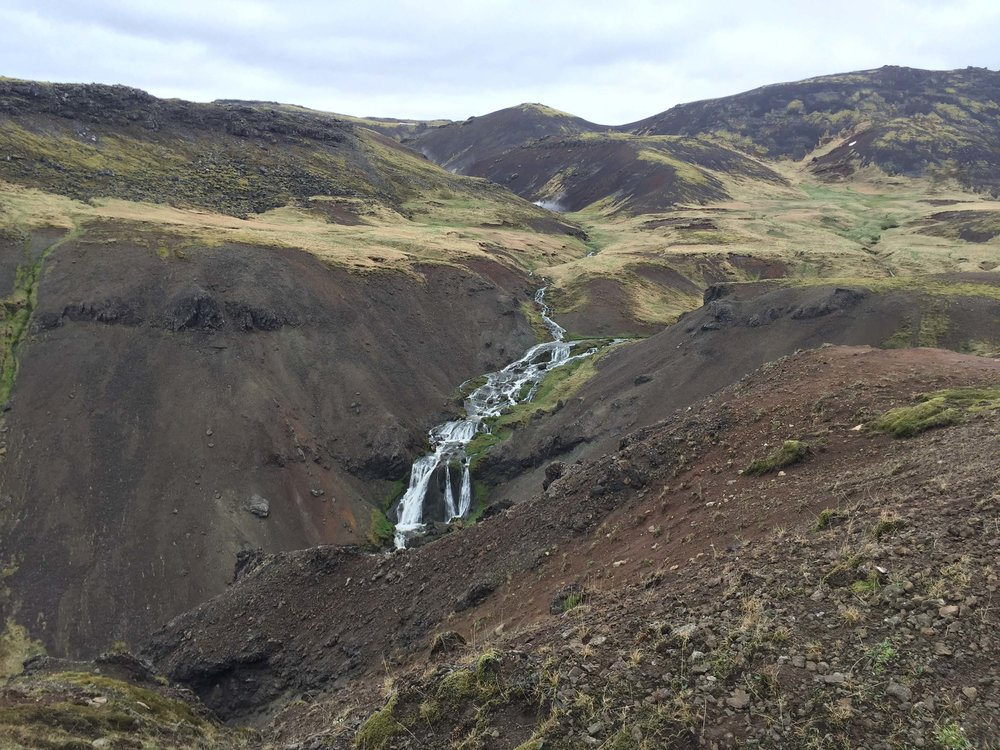 Hot Springs River