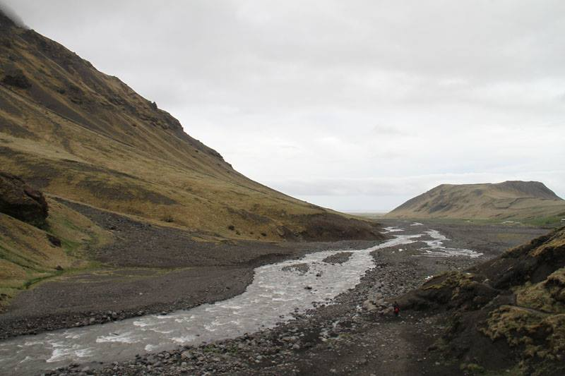 Seljvavellir lava field