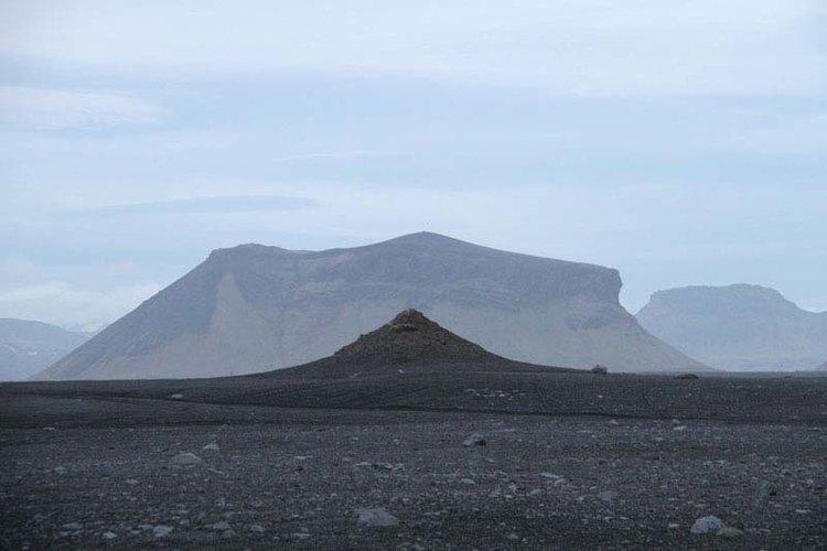 Vik Iceland beach