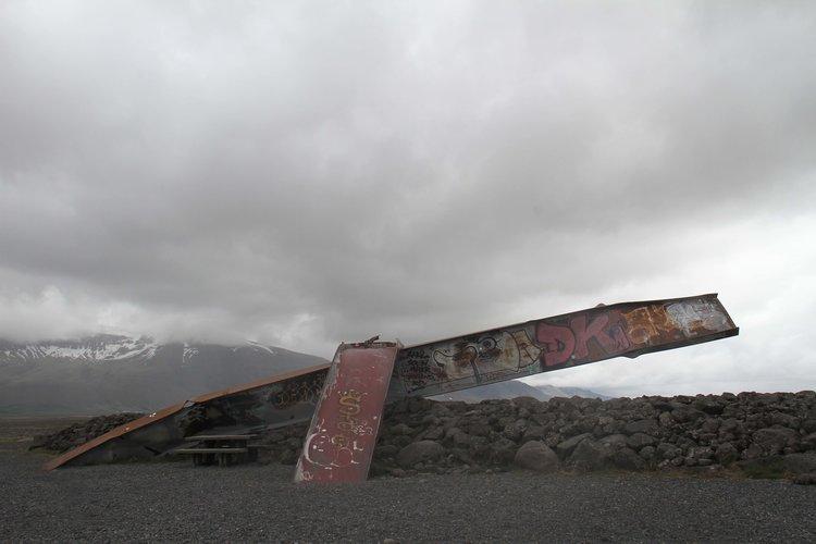 Iceland flood beams