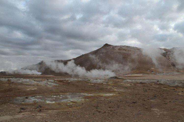 Hverir Geothermal