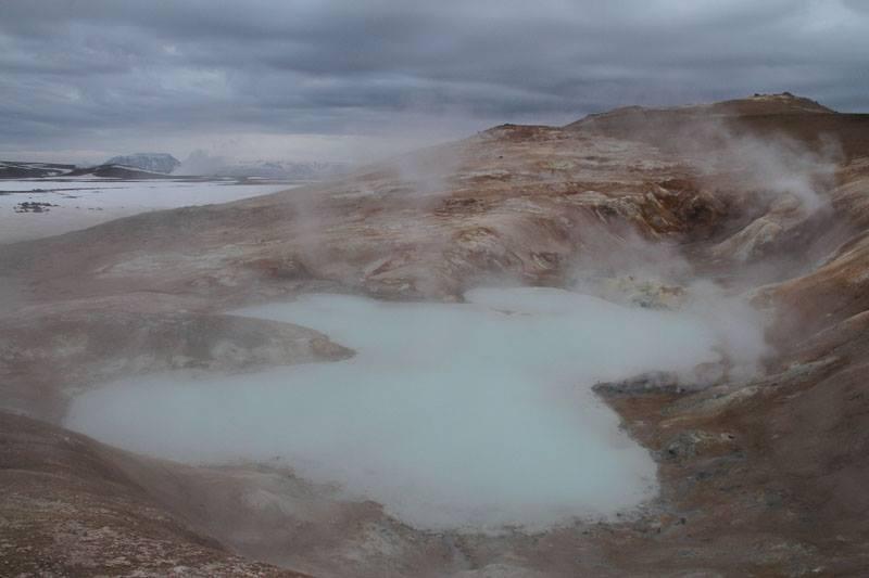 Kafla Geothermal area