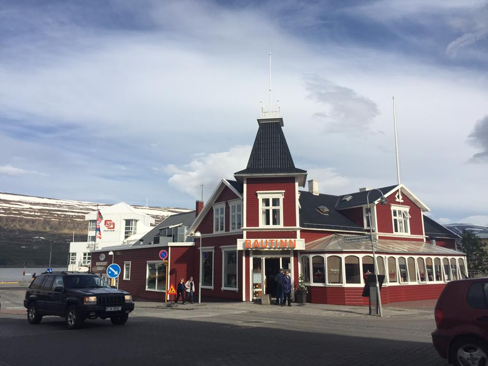 Akureyi Iceland
