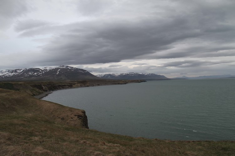 West Iceland sea