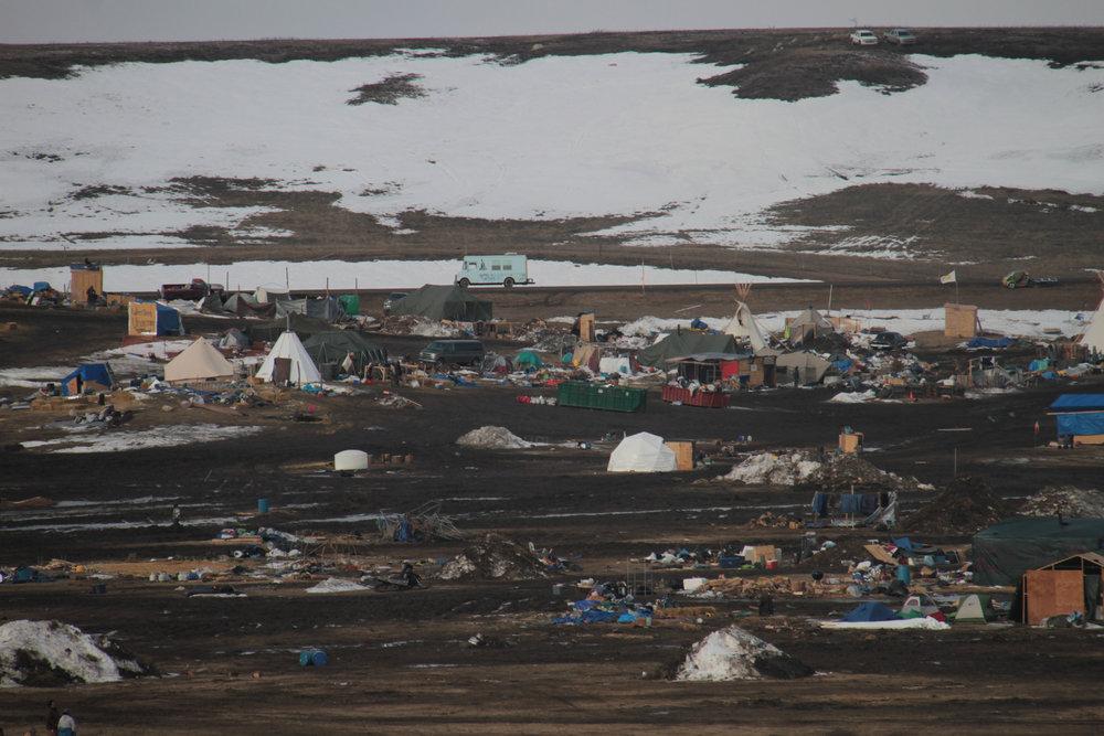 Oceti Oyate Standing Rock