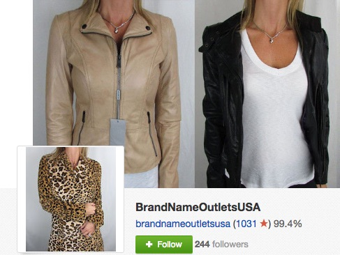 brand name outlets usa