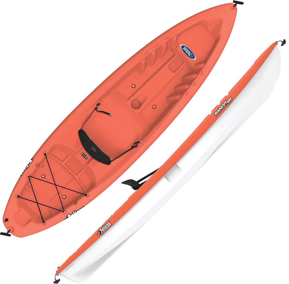 Pelican Trailblazer 100 Kayak - Full Day Rental