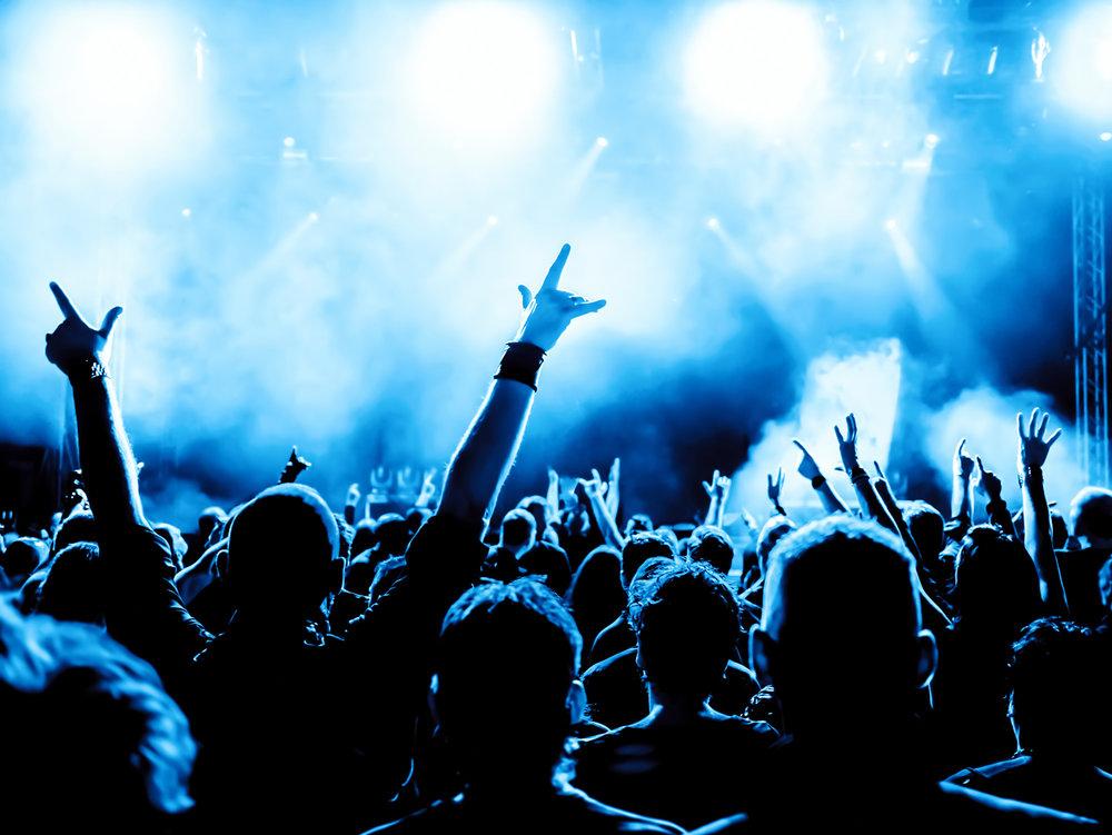 Opera, klassisk, rock, pop, metal, folk, blues, jazz, hip-hop, edm - se oversikt over Vestfolds    KONSERTER