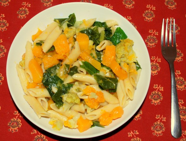MeatlessMonday_butternut_squash_pasta_diabetes_awareness-TheWiseLatinaClub-NatalieFierro