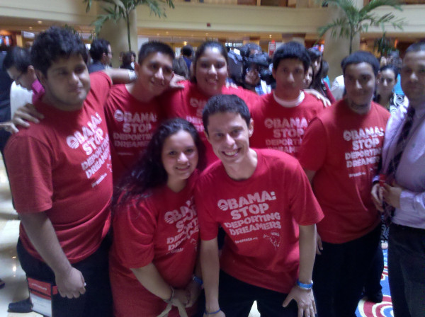 DREAMers at NCLR conference