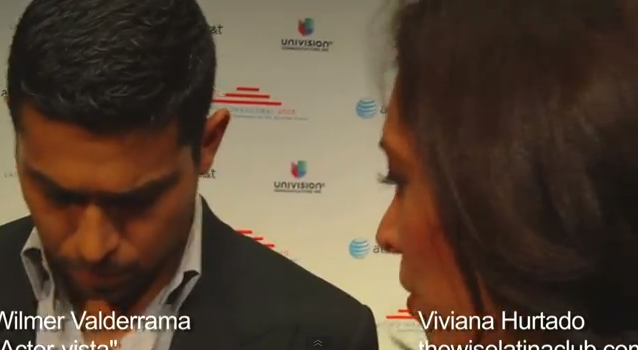 Wilmer Valderrama on Immigration Reform to The Wise Latina Club's Viviana Hurtado