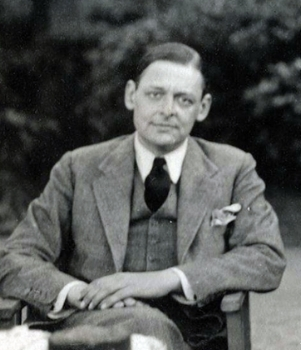 By Thomas Stearns: Eliot with his sister and his cousin by Lady Ottoline Morrell.jpg, Public Domain, https://commons.wikimedia.org/w/index.php?curid=7748785