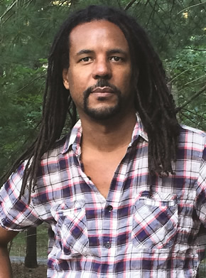 Colson Whitehead, author of  The Underground Railroad.