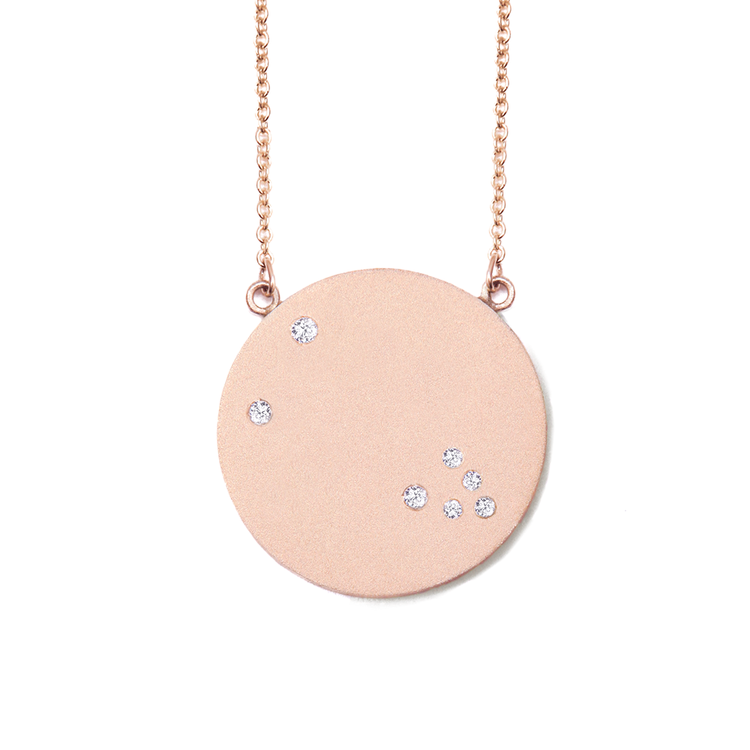 chloe frolick screenshot grande necklace products constellation jewelry