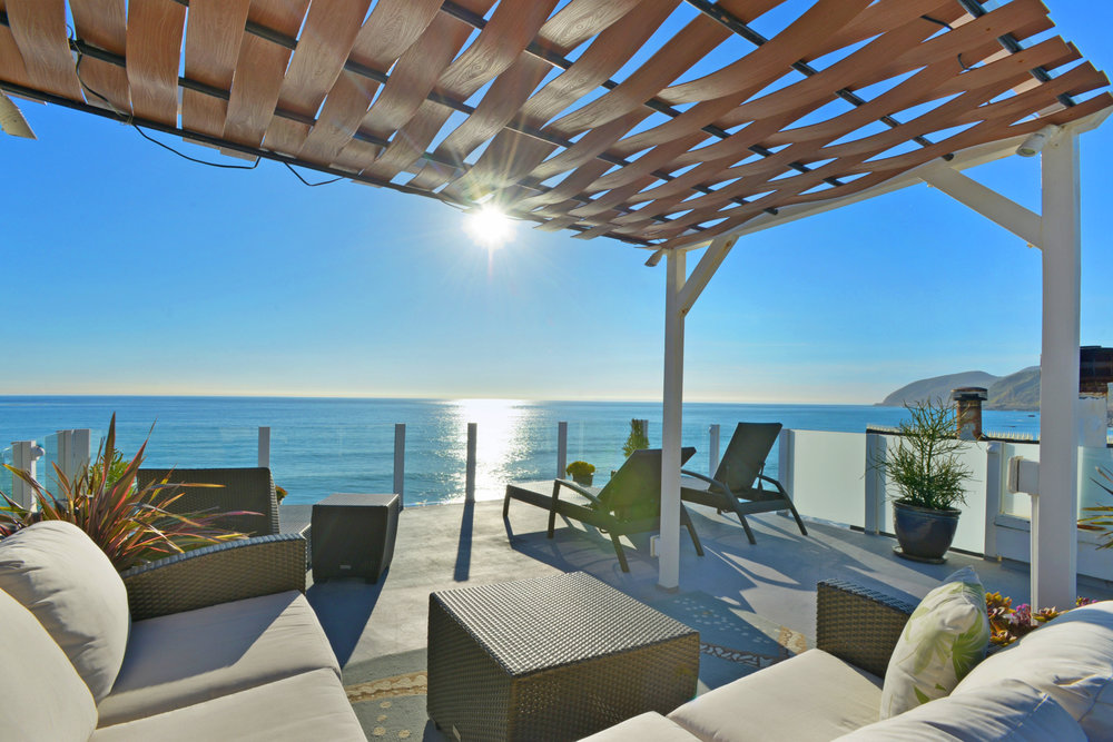 Cape Cod Beach House   42540 Pacific Coast Highway   Offered At $4,650,000