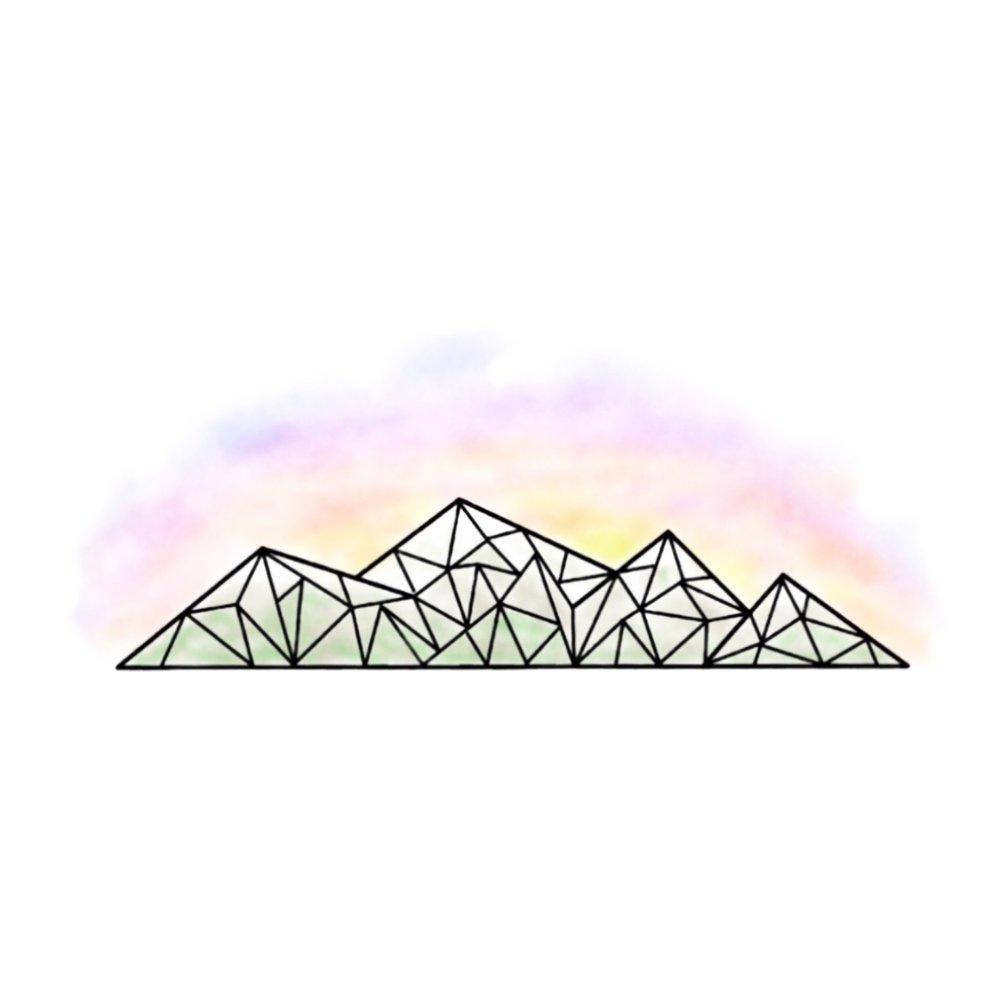 GeometricMountains