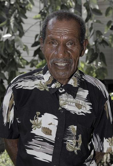 Religious Representative  Pastor Bonny Sinako, ELC PNG