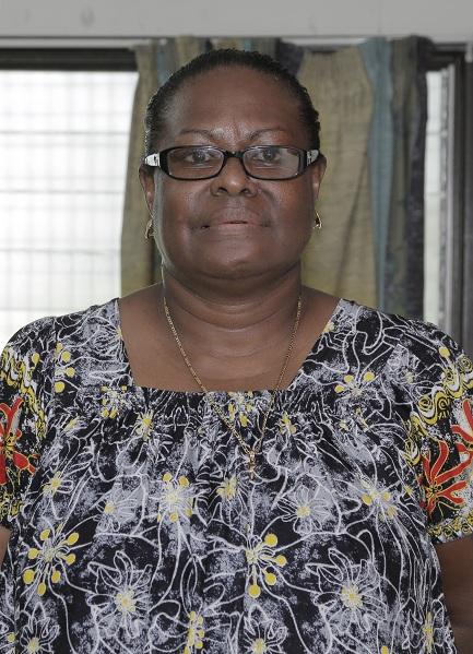 Women's Representative  Carol Yawing, Lae Urban LLG