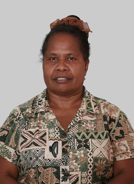 Women's Representative  Sheila Harou Pati, Acting Provincial Administrator, Morobe Provincial Government