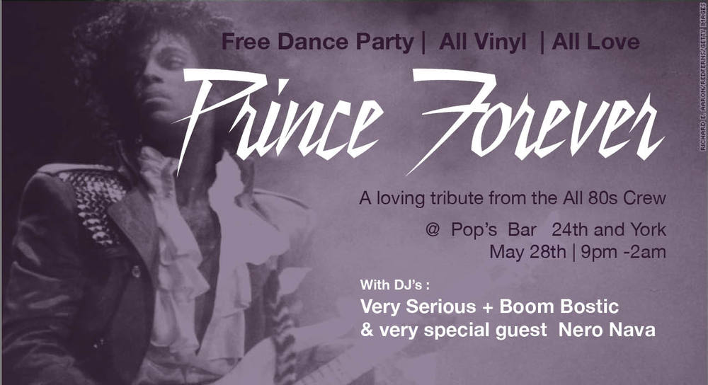 Prince Tribute Night