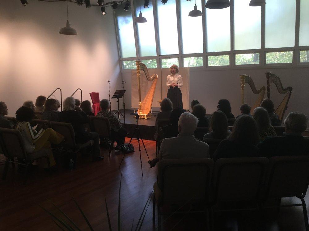 Pre Concert Lecture