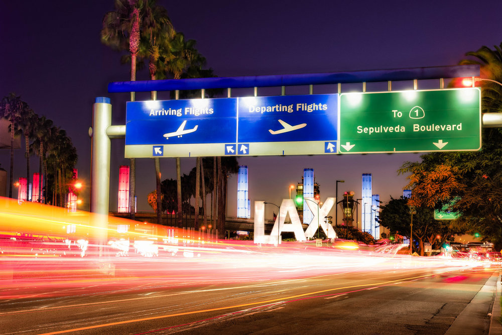 We helped LAX land new routes and modes of ground transportation for airport passengers.