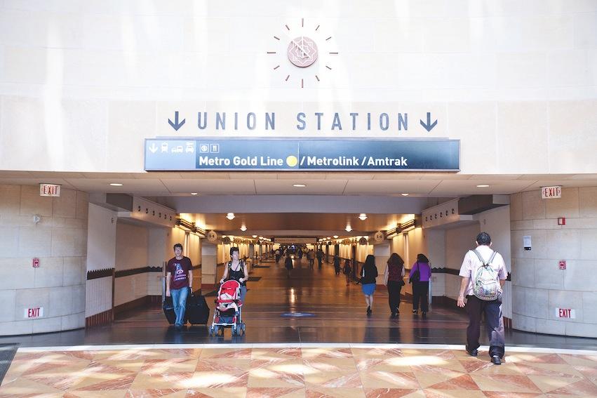 We helped Metro pick-up more passengers by introducing environmental G reening strategies.