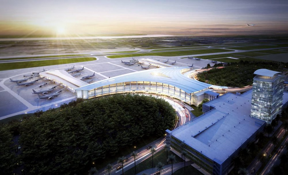 We helped New Orleans Airport take flight by assessing the impact of a new terminal.