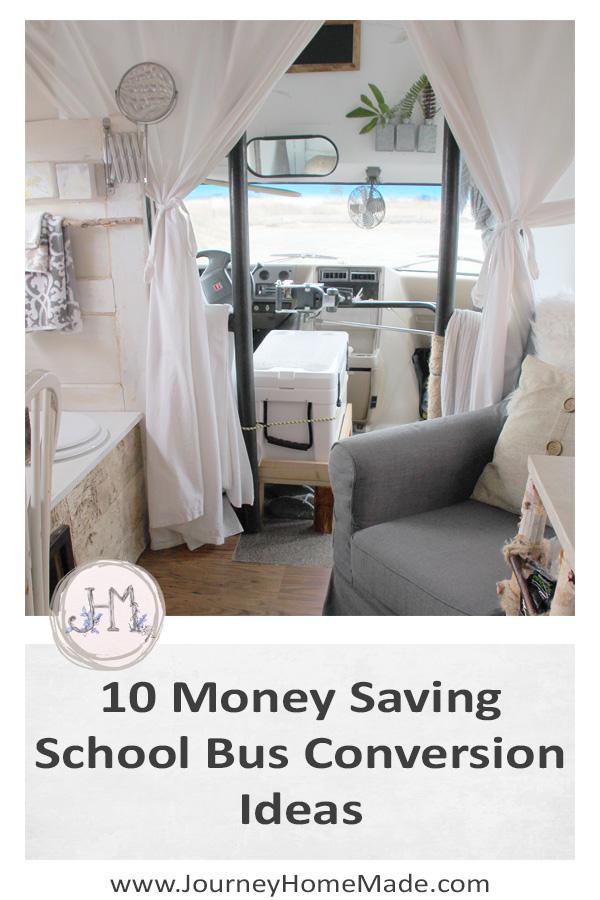 10 Money Saving School Bus Conversion Ideas How To Build A