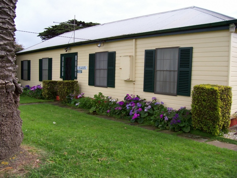 Self contained 4 bedroom cottage, sleeps 7 people. Oldest European building in North West Coast built in 1828. Set on 120 acres in Stanley, North West Tasmania. Surrounded by beautiful country side and only minutes to the historic township of Stanley.