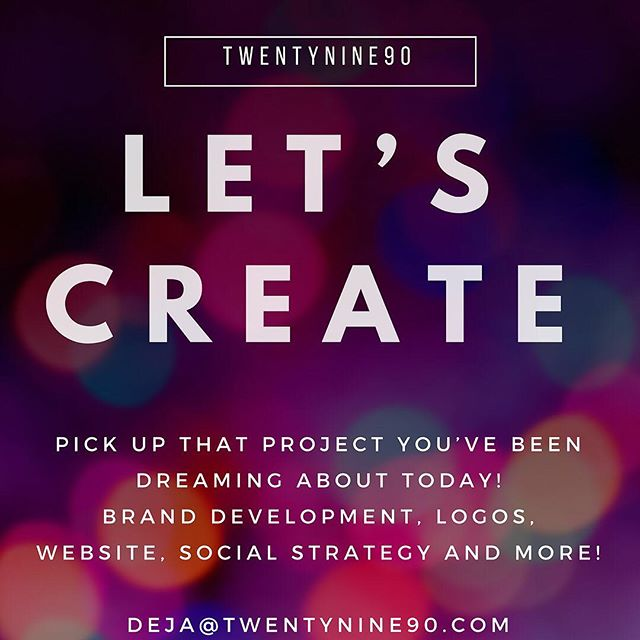 Its the start of a new week aka the best time to kick start a new project! Let's Create! 🎨
