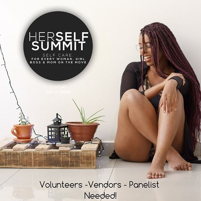 This is truly an event for every woman! Let's start the conversation about balancing being a boss woman and taking care of our mental health and wellness! If you are interested in becoming a volunteer, vendor or panelist for the 2019 HerSELF Summit send a quick email to info@TwentyNine90.com