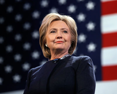 Clinton Favorability