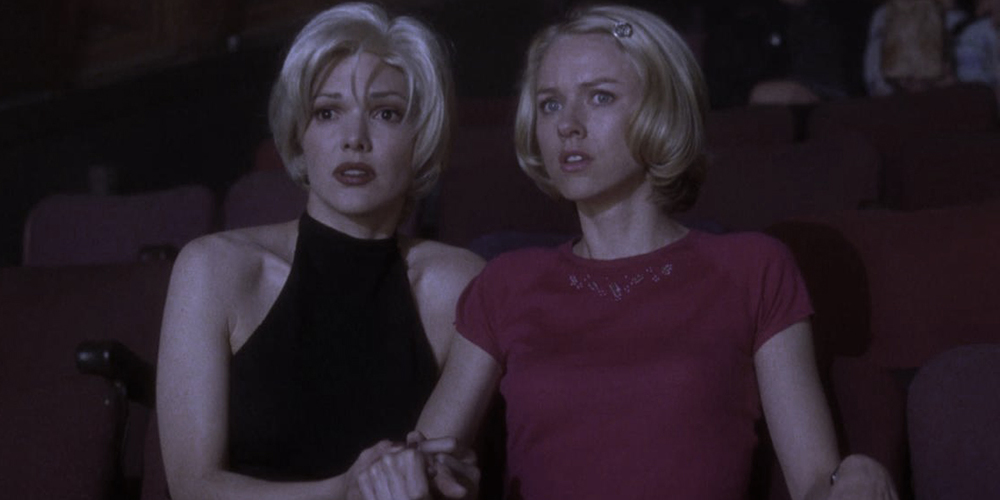 Mulholland Drive directed by David Lynch