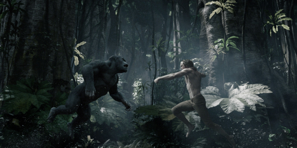 The Legend of Tarzan a Warner Bros Pictures film directed by David Yates starring Alexander Sarsgaard and Margot Robbie