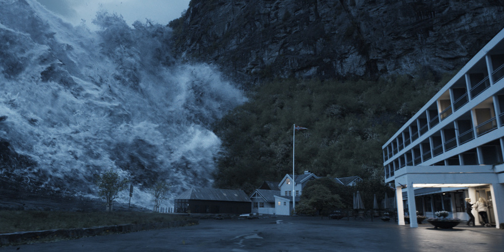 The Wave a Norwegian disaster film directed by Roar Uthaug from Scandinavian Film Festival 2016 Australia
