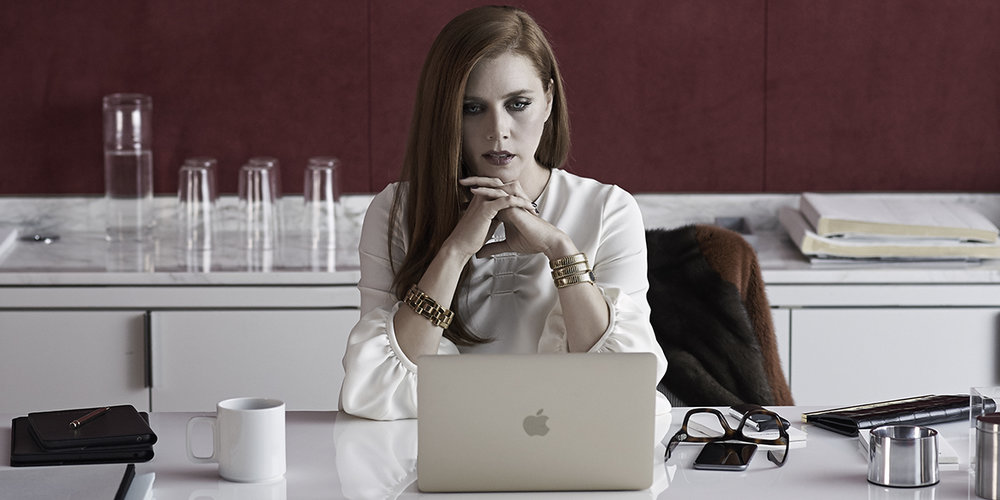 Nocturnal Animals starring Amy Adams directed by Tom Ford
