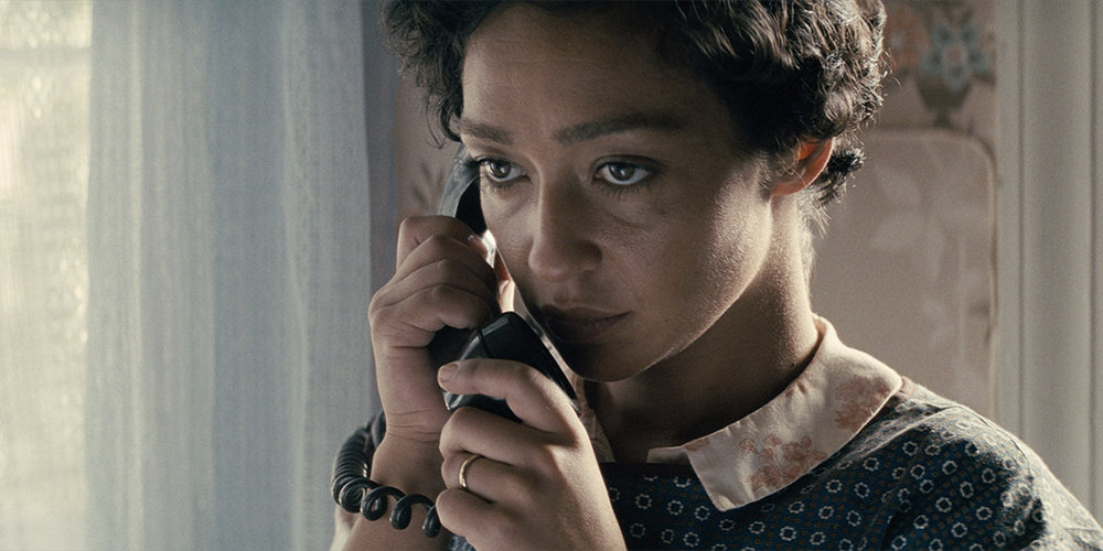 Loving directed by Jeff Nichols starring Ruth Negga and Joel Egerton. Image courtesy of Focus Features.