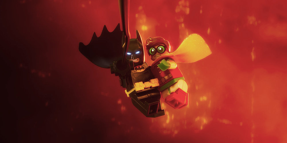 THE LEGO BATMAN MOVIE directed by Chris McKay. Image Courtesy of Warner Bros.