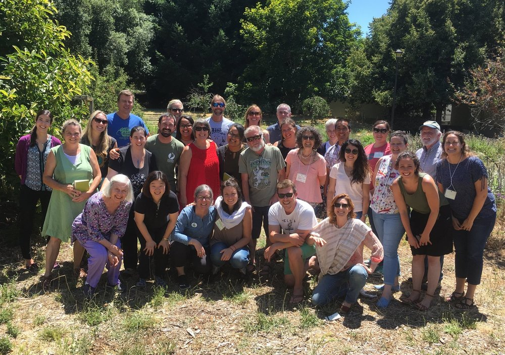 Teaching for Sustainable Communities - Summer institute: July 17-19, 2018 Follow-up meetings: Sept. 22 & Dec. 15, 2018                  Spring Exhibitions: TBD                                                    Final Reflection Meeting: May 2019