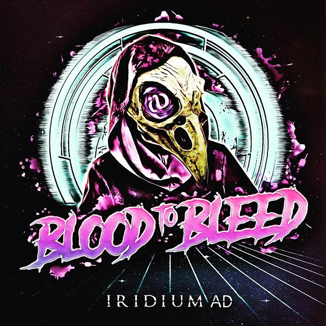"""🚨🚨Just 31 days left until our new single """"Blood To Bleed"""" is released!🚨🚨 Preorder begins on 3/21, this one is gonna be a ringer!!💯 💯 🛎 🛎 #newmusic #hardrock #heavymetal #bleed #plaguedoctor #80s #iridium #preorder"""