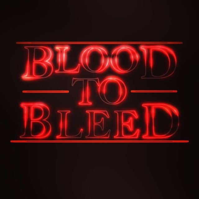 Just 19 days left until #bloodtobleed is released! #excited #newmusic #strangerthings #hardrock #relentless #rockband #trend #80sfashion