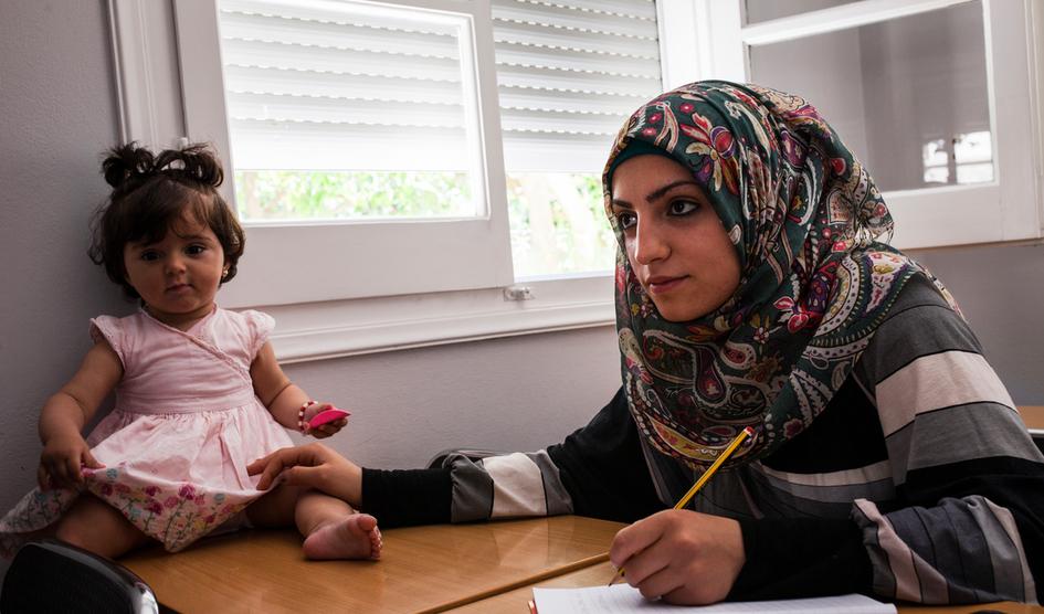 ©UNHCR/Achilleas Zavallis