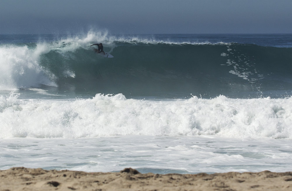 "Sakal Team - Austin Gomez - Wasp ( 5'10 x 18 5/8"" x 2 1/4""  27 Liters ) - 56th St, Newport Beach"